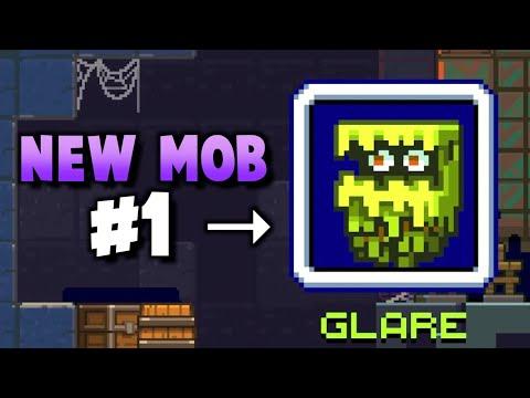 NEW MOB REVEALED Glare Minecon 2021 Mob 1 of 3
