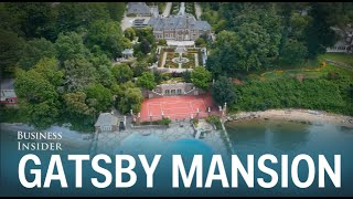 There's a Gatsby-esque mansion on Long Island and it just hit the market for $100 million
