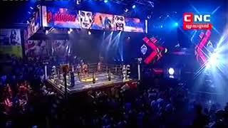 គូរសងសឹក Prum Samnang vs Phayadam (Thai) CNC Khmer boxing 25/11/2018