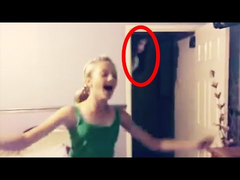Xxx Mp4 10 CREEPY Ghost Sightings Caught On Tape 3gp Sex