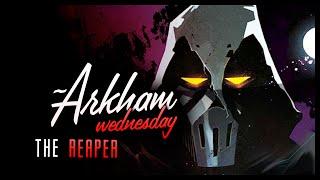 Batman Mythos: The Reaper Phantasm Mythos (Batman Arkham Origins)