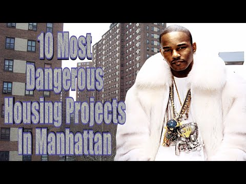 10 Most Notorious Housing Projects In Manhattan New York