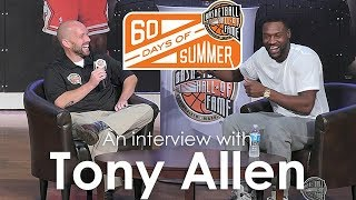 Tony Allen - 60 Days of Summer 2017