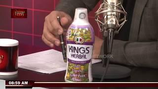 Ito ang lehitimong Kings Herbal!