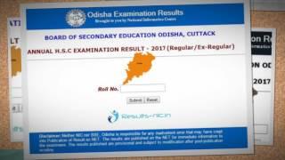 Odisha Matric Result 2017, Orissa 10th HSC Result 2017 Declared On 26th April