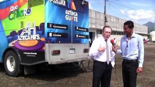 Entrevista a Jose Eduardo Valdizan realizada por Adolfo Polanco de Cinema Tv