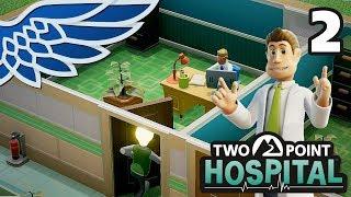 TWO POINT HOSPITAL | Lightheadedness Part 2 - Hospital Management Let