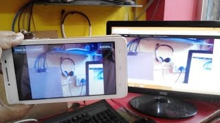 Use Android Phone Camera as CCTV Spy Camera Wirelessly