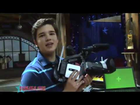 The REAL Hilarious Behind the Scenes of iCarly