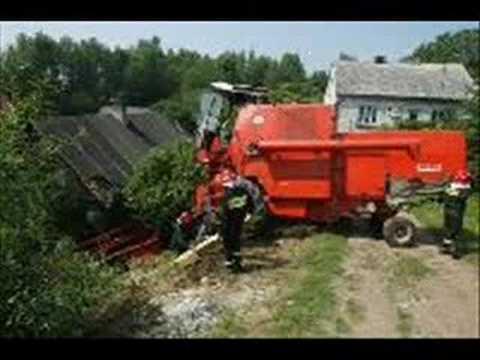 Wypadki Maszyn Rolniczych