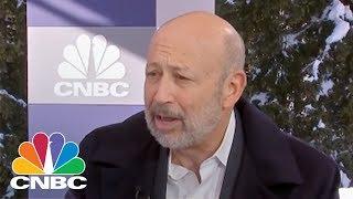 Goldman Sachs CEO Lloyd Blankfein: I Like What President Trump Has Done For The Economy | CNBC