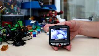 GT300 1080P Dashcam Full Review & Sample Video