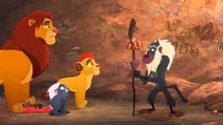 The Lion Guard Il ritorno del ruggito - La guardia del leone - Clip dalla serie