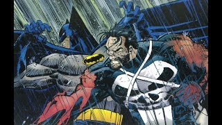 Batman vs. Punisher - Fighting Scenes