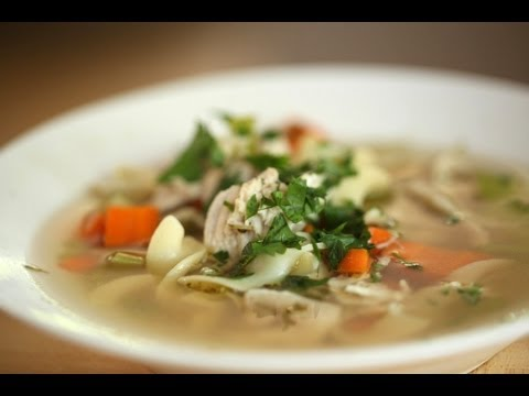 Xxx Mp4 Beth 39 S Chicken Noodle Soup Recipe ENTERTAINING WITH BETH 3gp Sex
