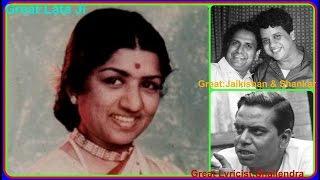 *.LATA JI~Film~Roop KI Rani,Choron Ka Raja~[1961]~Aise Hi Agar Marzi Hai Teri~[ Rarest Gem ].*