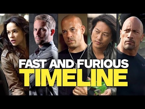 Xxx Mp4 The Fast And The Furious Timeline In Chronological Order 3gp Sex