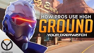 Overwatch: How PROS Use High Ground