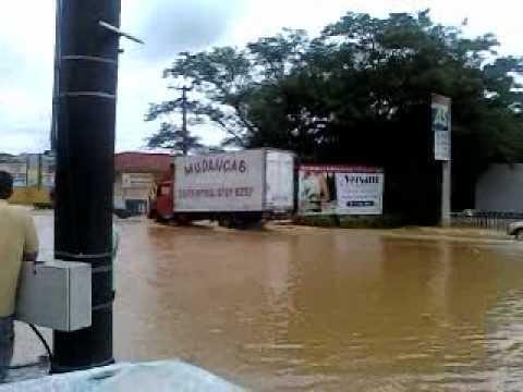 Chuva dia 13 01 2011 Itupeva São Paulo