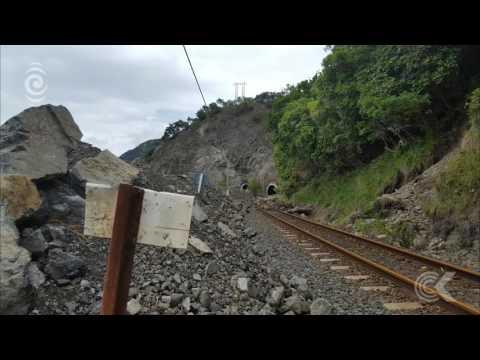 NZTA hopes to soon reopen SH1 between Chch & Kaikoura
