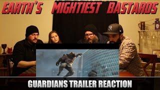 Trailer Reaction: GUARDIANS