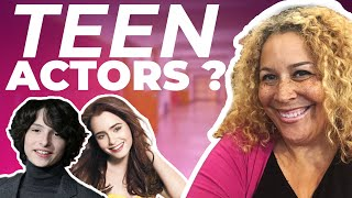 How TEENS can become actors. Best Advice EVER!!