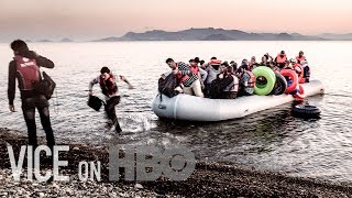 Escape to Europe & Cycle of Terror (VICE on HBO: Season 4, Episode 2)