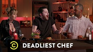 Deadliest Chef - Satan