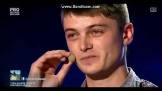 Ion Neamtu Imita sunete ROMANII AU TALENT 01 aprilie 2016 1