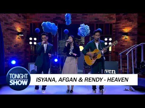 Isyana, Afgan & Rendy - Heaven (Special Performance) mp3
