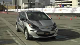 Autos del futuro en feria tecnológica de Las Vegas