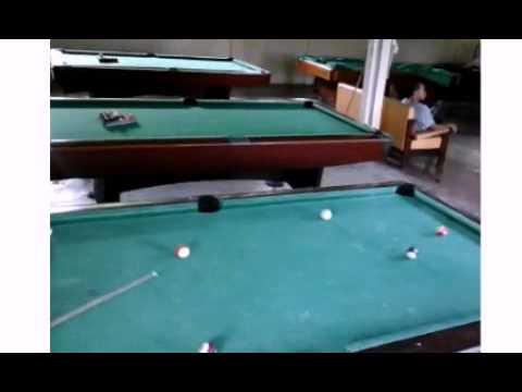 Billiard with my bhabe by:Nikki