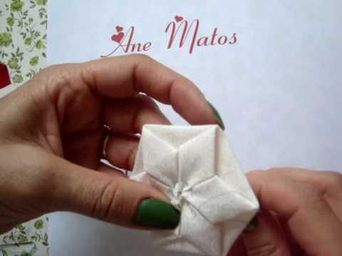 fuxico origami ANNE MATOS