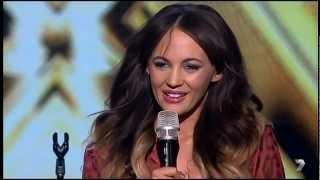 Samantha Jade - Break Even - XFactor Australia Final 1st song