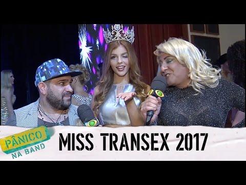 PÂNICO EVENTOS MISS TRANSEXUAL 2017 C CHRISTIAN PIOR E PAULA AYALA