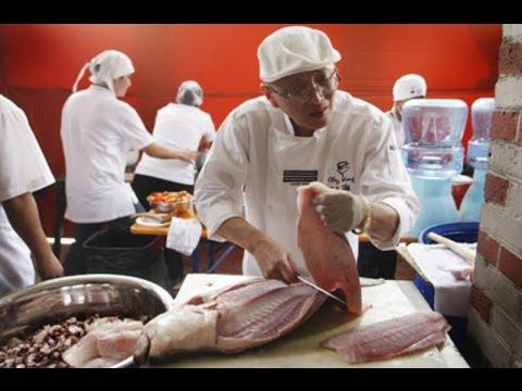 Ceviche de Javier Wong fue considerado como el Mejor Plato del Mundo