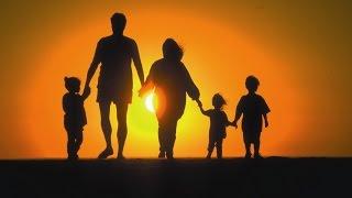 O papel dos pais na educação dos filhos.