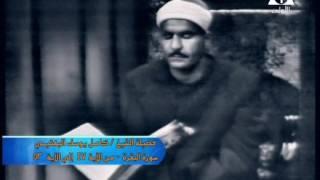 فضيلة الشيخ كامل يوسف البهتيمي في تلاوة قرآن المغرب يوم 21  رمضان 1438 هـ   الموافق 16 6 2017 م من ا