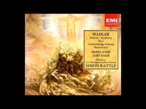 Gustav Mahler - Symphony no. 2 in C minor