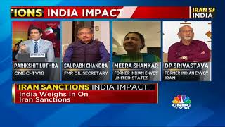 IRAN SANCTIONS: INDIA IMPACT (PART 2)