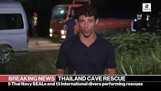 ABC News Live: Thai cave rescue success, Supreme Court nominee reactions