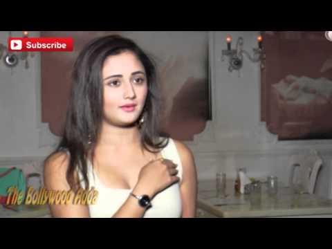 Rashmi Desai  Hot In Tight Strapless Dress