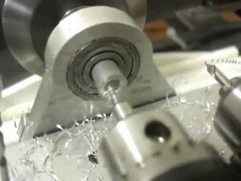 Mini torno CNC 5 ferramentas MovtecH