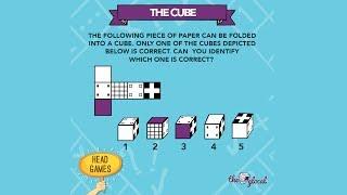 The Cube - Head Games #SalySeyamak