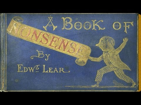 A Book of Nonsense Audiobook by Edward Lear