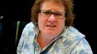 Maile Flanagan Doing Naruto's Voice (US Voice Actor)