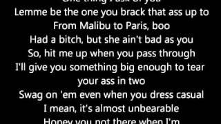 Robin Thicke ft T.I., Pharrell - Blurred Lines lyrics