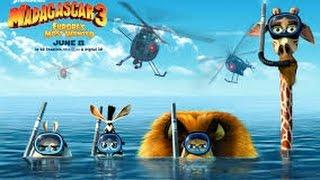 Madagascar Movie : Animated Movie Cartoon Movie Review