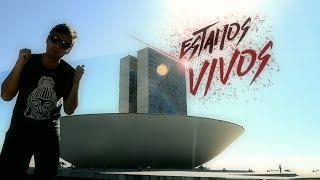 Estamos Vivos (Clipe Oficial) - Fabio Brazza (Prod. Mortão VMG)