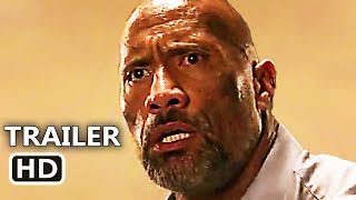 SKYSCRAPER Official Trailer # 2 TEASER (NEW 2018) Dwayne Johnson Action Movie HD